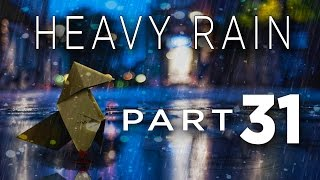 Heavy Rain - Walkthrough Part 31 [Chapter 47: Solving The Puzzle] Gameplay Commentary [PS4]