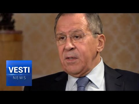 """""""You Know, For a Brit You Have Very Bad Manners"""" - Lavrov Hits Back During Tense BBC Interview"""