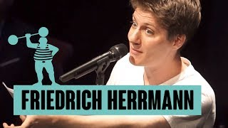 Friedrich Herrmann – Tagträume