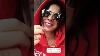 Bruna Marquezine mostra cabelo real
