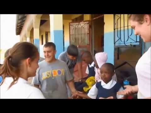 Tanzania, Africa - 2014 - George Spencer Academy & KYGN (Home Video)