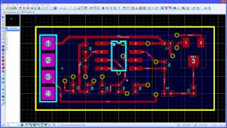 proteus Tutorial : Getting Started with Proteus PCB Design (Version 8.6)