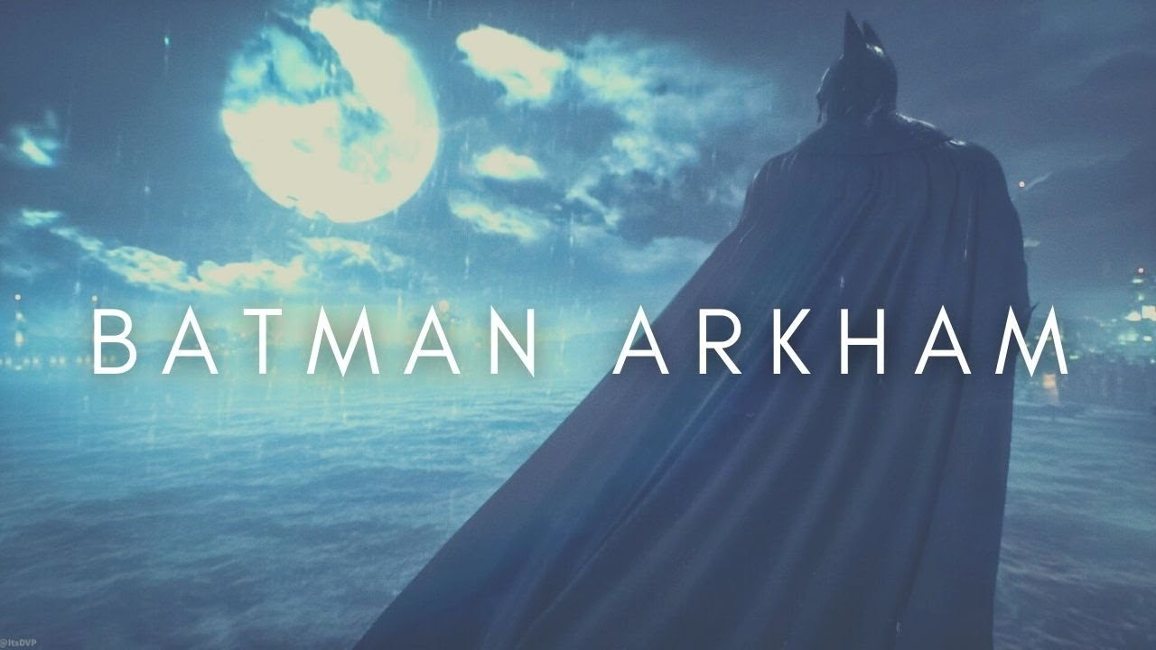 The Beauty Of Batman: Arkham
