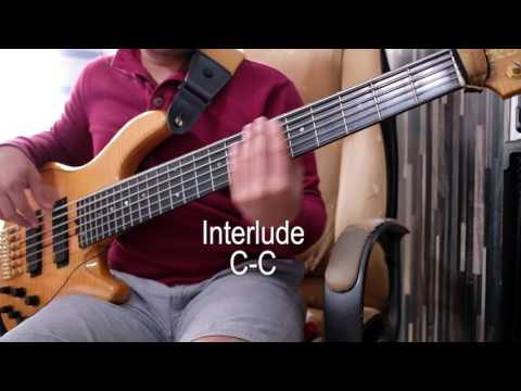 Mujizat dalam bersyukur - Bass Cover Yamaha TRB 6Pii