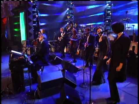 Steely Dan performs Rock and Roll Hall of Fame Inductions 2001