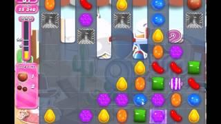 Candy Crush Saga Level 442 - No Boosters