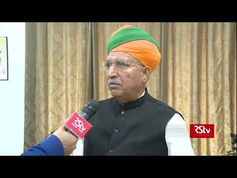 Will focus on employement says MoS, Heavy Industries & Public Enterprises, Arjun Ram Meghwal