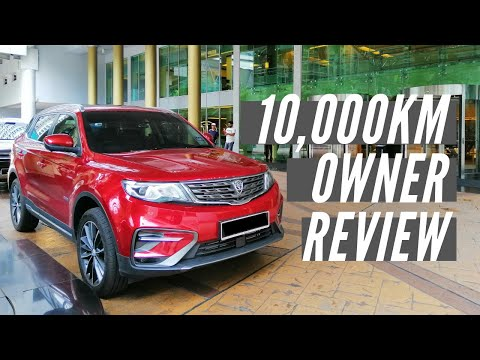 10,000KM Owner Review | Proton X70