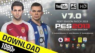 PES 2013 | Next Season Patch 2019 Update v7.0 | Download (PC/HD)