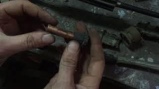 Ремонт тросика переключения передач