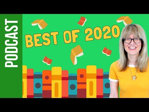 Book Club Best of 2020 (Fun Kids Book Club Podcast)