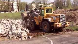 Volvo - Maszyny budowlane - Łódź