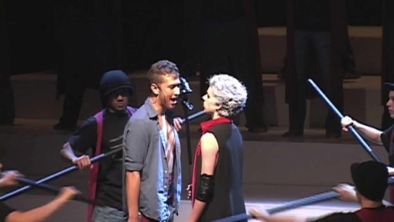 Stage Door Fine Arts- AIDA Performance Montage - YouTube