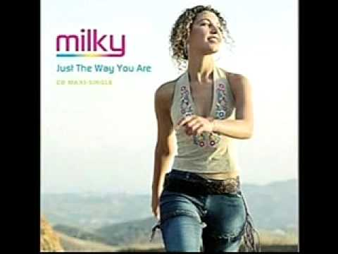 Milky Just The Way You Are  {Version Normal}  {CD MAXI SINGLE}