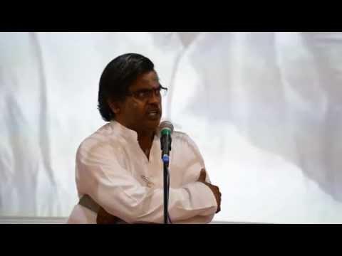 Sh. Sirivennela Sitaramasastri at 4th World Telugu Literature Conference(3) in London.