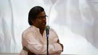Sh. Sirivennela Sitaramasastri at 4th World Telugu Literature Conference(3) in London.