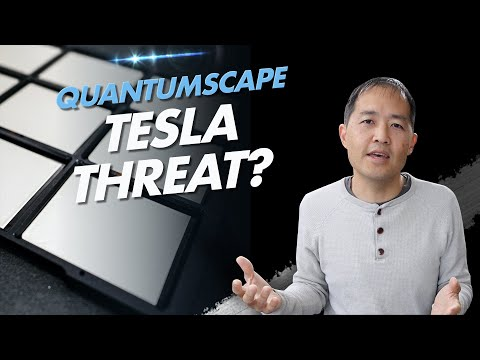 Is QuantumScape's solid state battery the future? What does it mean for Tesla? (Ep. 112)