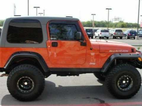 2005 Jeep Wrangler San Antonio Tx Youtube