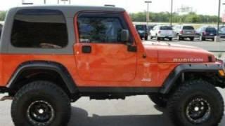 2005 Jeep Wrangler  San Antonio TX