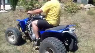 Quad avec moteur 600 CBR