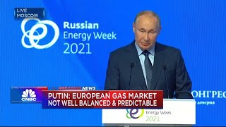 European Countries Should Not Deal In Blame-shifting Putin Says
