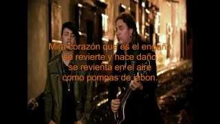 Prince Royce ft Mana - El Verdadero Amor Perdona (Lyrics)