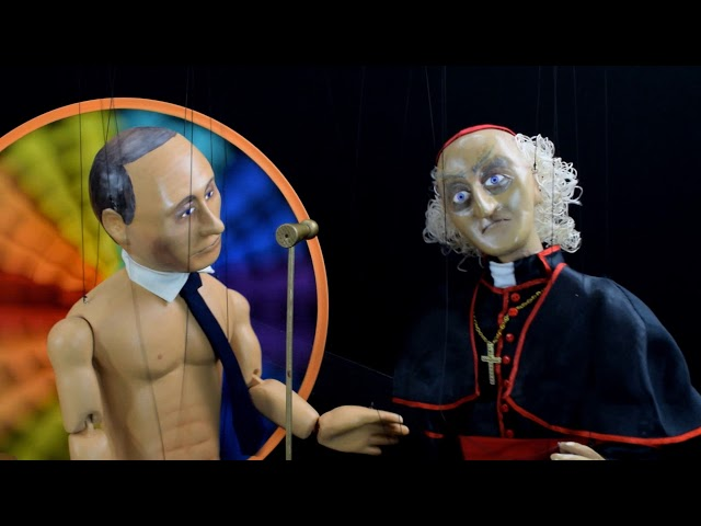 Die Marionette Trump / Trump the Marionette: The Song of Diversity