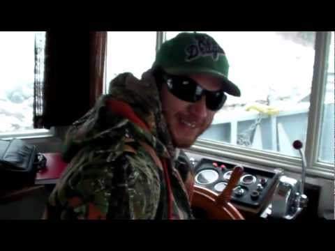 Fishing Kootenay Lake In British Columbia