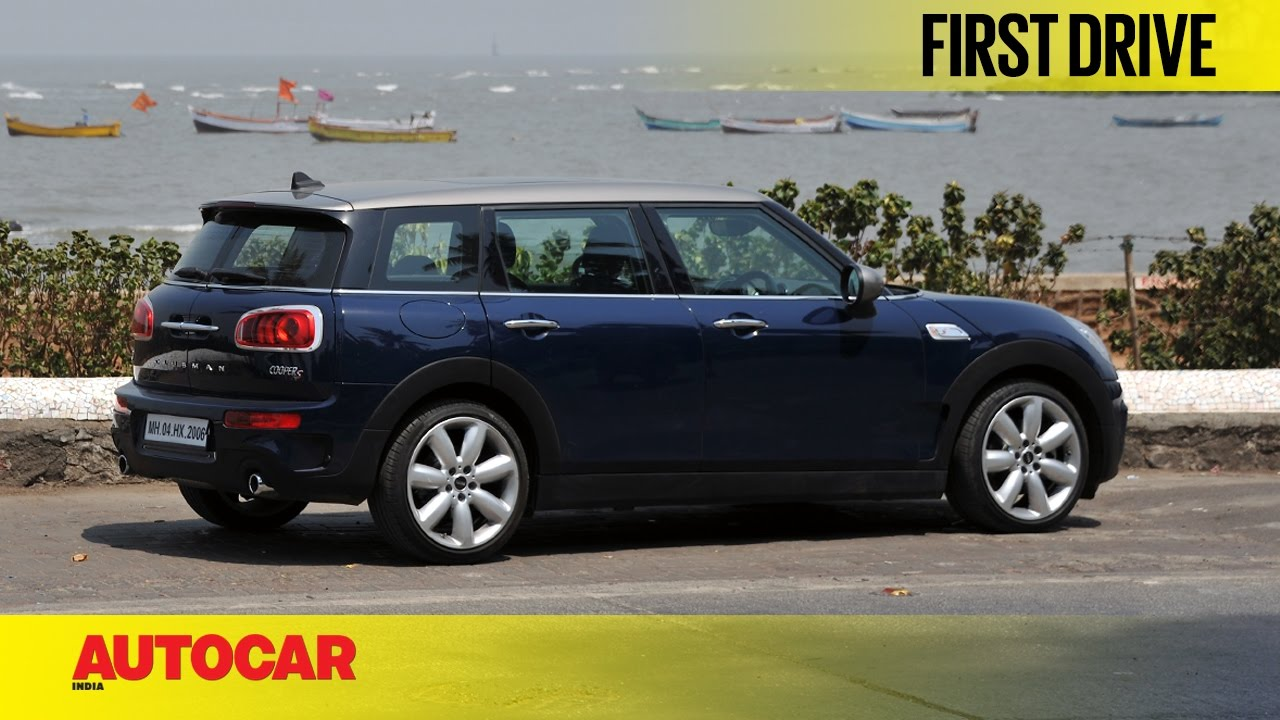 mini cooper s clubman first drive autocar india. Black Bedroom Furniture Sets. Home Design Ideas