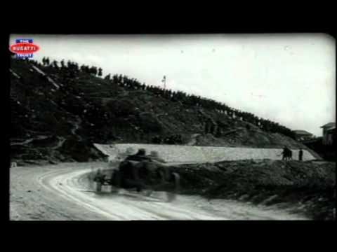 Targa Florio 1926 - Bugatti At The 1926 Targa Florio by Faryus