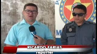 TRIZIDELA DO VALE: Polícia Militar recupera motocicleta roubada.