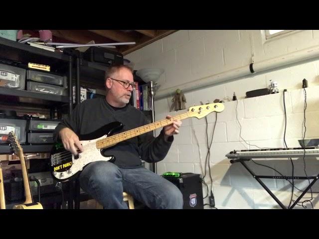Fender American vs Ibanez Mikro