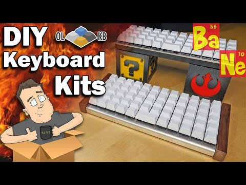 Planck & Preonic DIY Mechanical Keyboards  Are they worth it? - YouTube