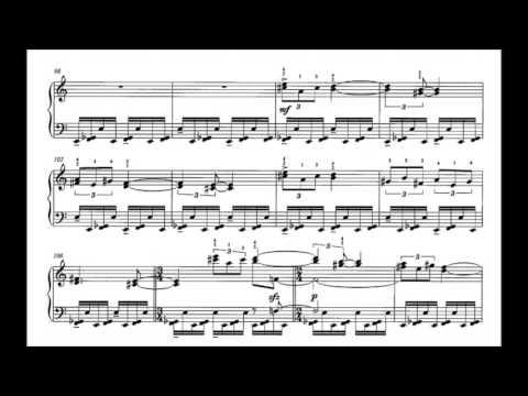 Villa-Lobos - Bachianas Brasileiras No.4 IV. Dança (Miudinho) (Anna Stella Schic, piano)
