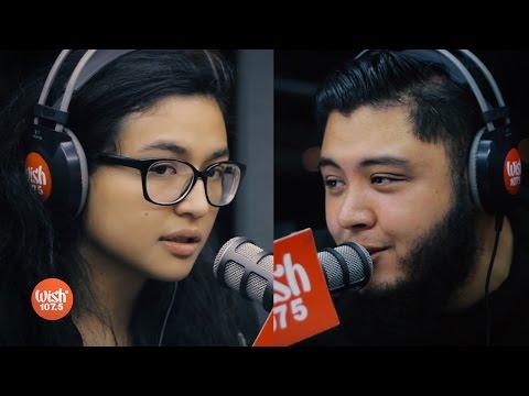 Zia Quizon and Robin Nievera cover