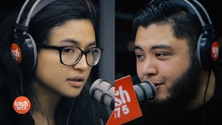 "Zia Quizon and Robin Nievera cover ""The Scientist"" (Coldplay) LIVE on Wish 107.5 Bus"