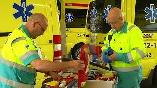 MensenWerk 2017 Afl.27 -  GGD Ambulancedienst