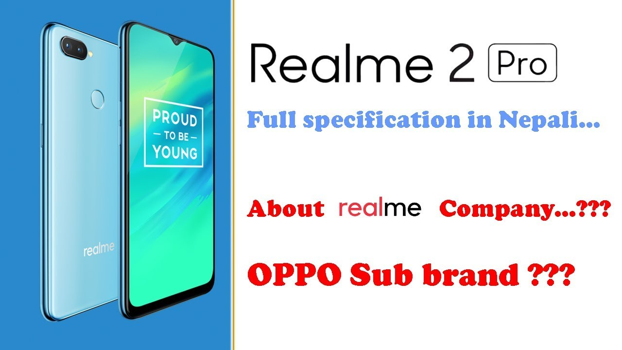Oppo Realme 2 Pro Price In Nepal 2018 | JustHere tk - Hot Popular Items