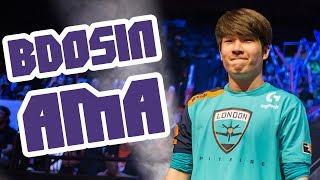 Twitch AMA with Bdosin
