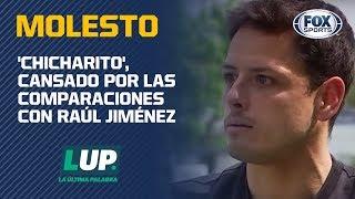 """Download Video Chicharito: """"Hasta en el éxito del otro ponen mis mi#$%&s con él"""" MP3 3GP MP4"""