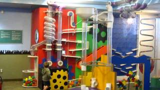Air Chutes At Kid City - Rueben H Fleet Science Center