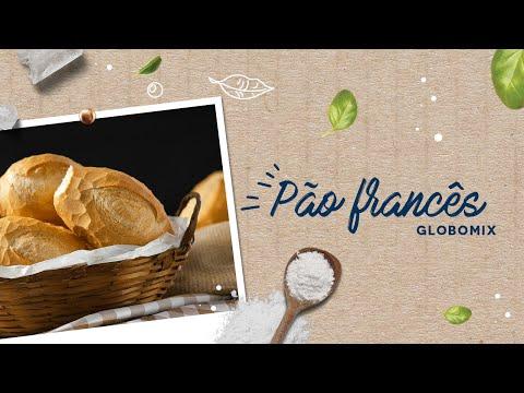 Pão Francês — Globomix