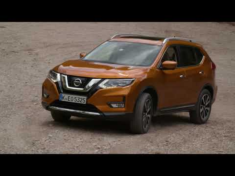 New Nissan X-Trail review from owners in Vienna