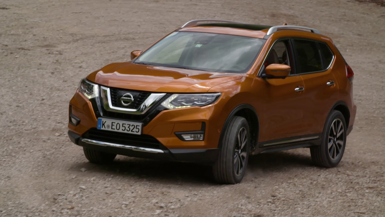 new nissan x trail review from owners in vienna youtube. Black Bedroom Furniture Sets. Home Design Ideas