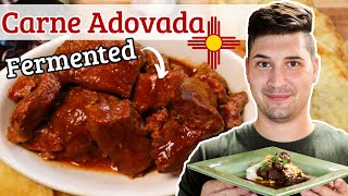 Carne Adovada  How to Make New Mexican Marinated Pork (or beef) Simple, One Pot Recipe