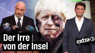 Der Brexit, Boris Johnson und andere Katastrophen