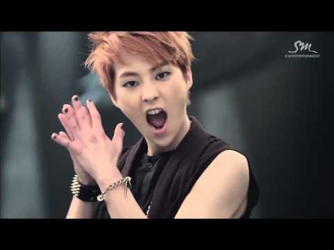 اغنية جميلة wolf من الفرقة الكورية Exo