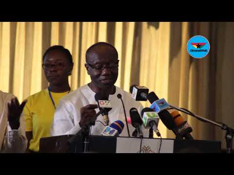 Ken Ofori-Atta's full speech at launch of National Tax Campaign