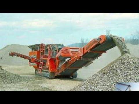 Iron Ore Mining Site