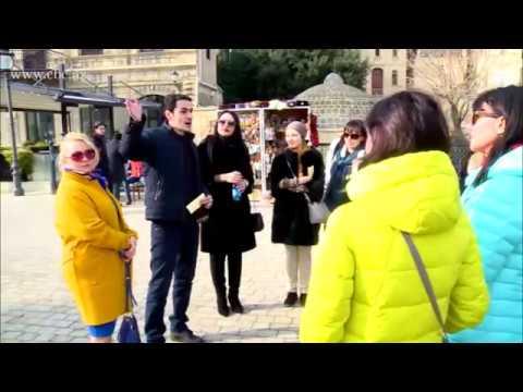 Поток российских туристов